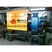 Trailer Mounted Pump (2 & 4 rodas reboque)